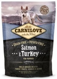 Carnilove Salmon & Turkey for Puppy