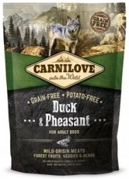 Carnilove Duck & Pheasant for Adult