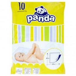 Panda Podložky 10 ks 60x60 cm