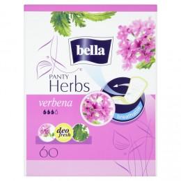 Bella Herbs Verbena slipové vložky 60 ks