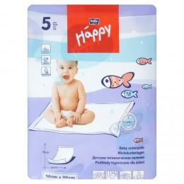 Bella Baby HAPPY dětské podložky 60x90 cm 5 ks
