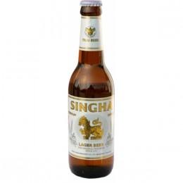 Singha Tandoori Thajské pivo Singha