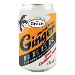 Grace Tandoori Zázvorové pivo nealkoholické