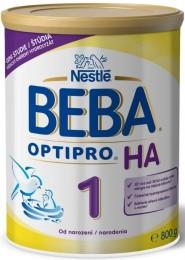 Beba HA 1 hypoalergenní dětské mléko