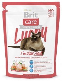 Brit Care Cat Lucky I´m Vital Adult