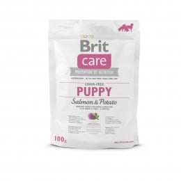 VZOREK: Brit Care Grain-free Puppy Salmon & Potato 1ks