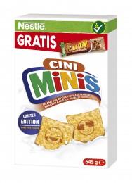 Nestlé Cini Minis cereálie