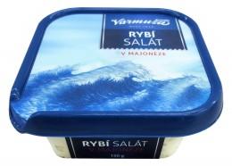 Varmuža Rybí salát v majonéze