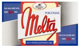 Melta káva porce