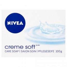 Nivea Creme Soft pečující krémové mýdlo