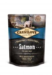 VZOREK: Carnilove Salmon for Adult 1ks