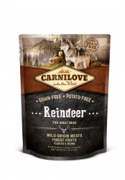 VZOREK: Carnilove Reindeer for Adult 1ks