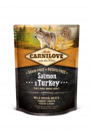 VZOREK: Carnilove Salmon & Turkey for Large Breed Adult 1ks