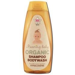 Beaming baby Organický dětský šampón a tělové mýdlo