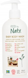 Naty Nature Babycare Dětské ECO tekuté mýdlo