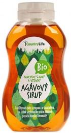 Country Life Sirup agávový BIO