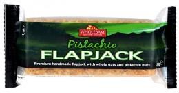 WHOLEBAKE Flapjack ovesný pistácie