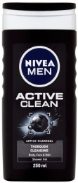 Nivea Men Active clean sprchový gel