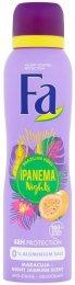 Fa Brazilian Vibes Ipanema Nights deodorant