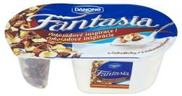 Danone Fantasia Čokoládové inspirace s čokovločkami