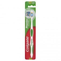 Colgate Premier Clean Střední zubní kartáček 1ks
