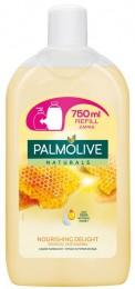 Palmolive Naturals Nourishing tekuté mýdlo s výtažky z medu a aloe vera náhradní náplň