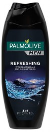 Palmolive Men Refreshing 2 v 1 sprchový gel a šampon