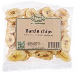 Diana Banán plátky
