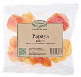 Diana Papaya sušená plátky