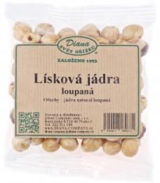 Diana Lískové ořechy loupané