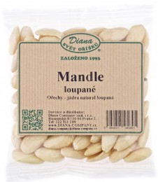 Diana Mandle loupané
