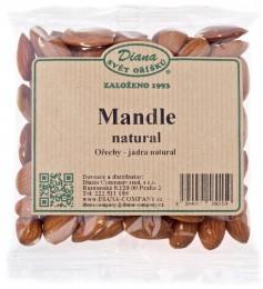 Diana Mandle natural