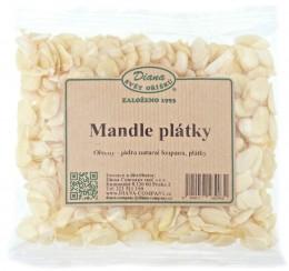 Diana Mandle plátky