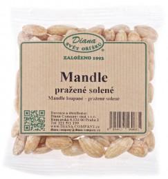 Diana Mandle pražené solené