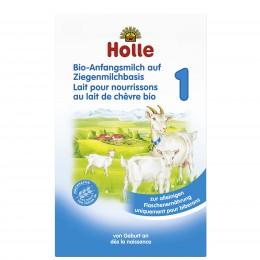 Holle Bio dětská mléčná výživa na bázi kozího mléka 1 od narození