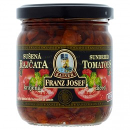F.J.Kaiser Rajčata sušená krájená v oleji