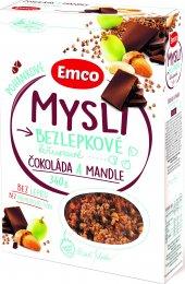 Emco Mysli na zdraví Pohankové čokoláda a mandle