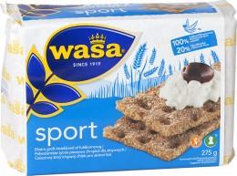 Wasa Sport celozrnný žitný chléb