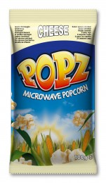 Popz Sýrový popcorn do mikrovlnné trouby