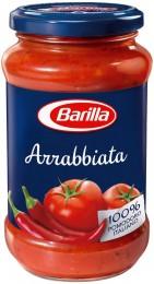 Barilla Arrabbiata rajčatová omáčka s chilli papričkami