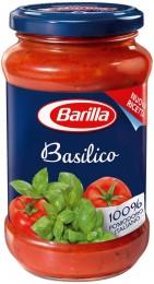Barilla Basilico rajčatová omáčka s bazalkou