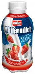 Müllermilch Mléčný nápoj jahoda
