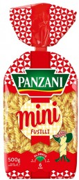 Panzani Mini Fusilli těstoviny