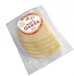 Milko Kozí gouda plátky