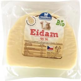 Milko Bio Eidam 45% bloček