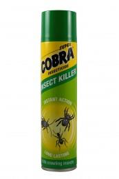 Supercobra proti lezoucímu hmyzu