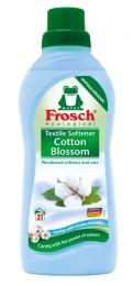 Frosch Hypoalergenní aviváž květ bavlny (0,75l)