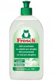 Frosch Hypoalergenní prostředek na nádobí pro alergiky