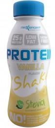 MAX SPORT NUTRITION PROTEIN SHAKE vanilka