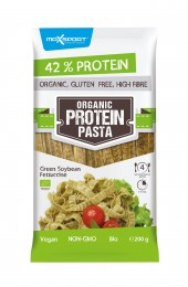 MAX SPORT NUTRITION PROTEIN ORGANIC PASTA těstoviny green beans